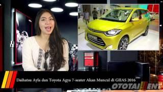 Datsun Redi Go Resmi Meluncur, Ayla dan Agya 7-seater meluncur di GIIAS 2016? - Otoweekly