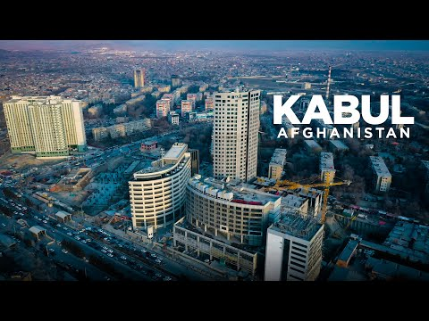KABUL CITY AFGHANISTAN  | ZAZAI PARK 2019 FULL HD VIDEO