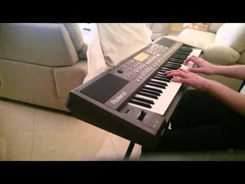 Sleeping at Last - Moon / Piano cover
