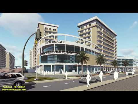 Cité cinquantenaire Douala