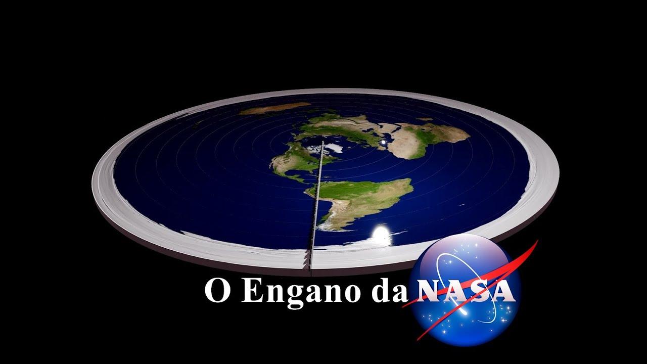 e9c1715cc8db Movimento Sociedade Terra Plana (STP), é sério? | Unidos pela Astronomia