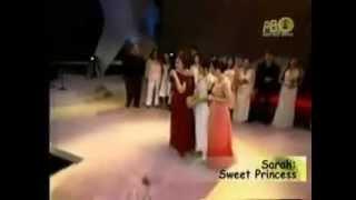 Sarah Geronimo's Winning Moment (Star For A Night)