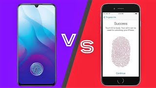 In-display vs Normal Fingerprint Scanner | Which is better & Why ?