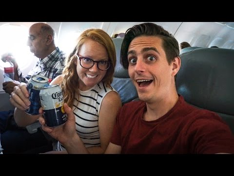Flying From MEXICO To HAVANA, CUBA!! 🇲🇽  ✈️ 🇨🇺 (Cuba Vlog Day 1)
