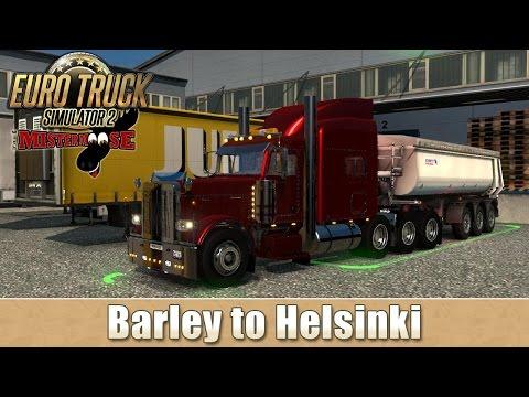 Euro Truck Simulator 2 - Barley To Helsinki