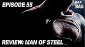 Half in the Bag Episode 55: Man of Steel