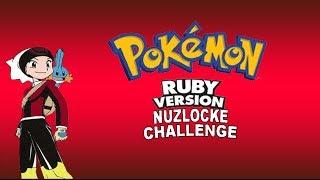 Pokemon Ruby Nuzlocke Challenge EP5: Lex Luthor of Hoenn
