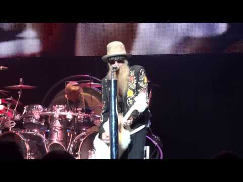 ZZ Top  Legs   HD   Manchester Apollo 2013