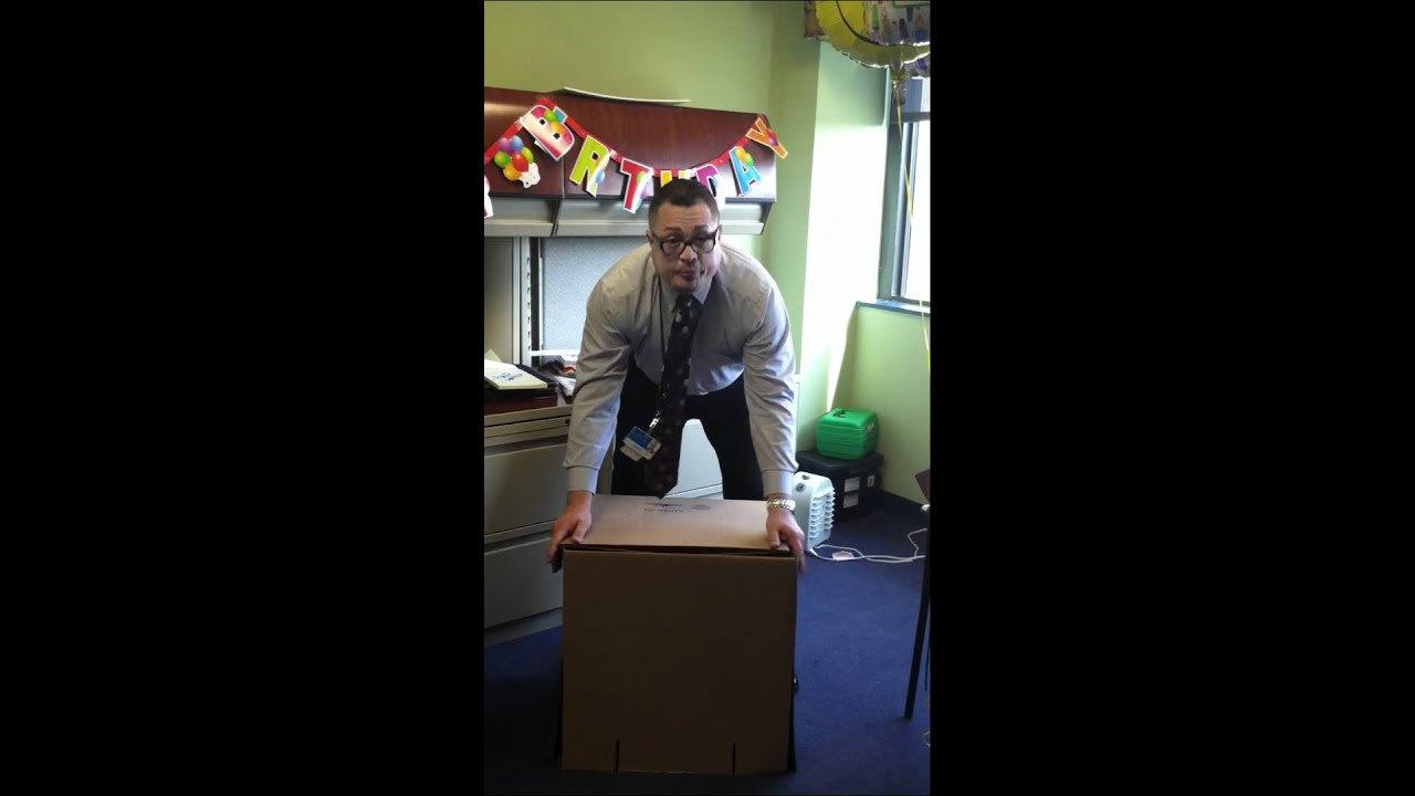 How To Put Your Box Together
