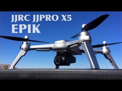 Фото JJRC JJPRO X5 EPIK 5G WIFI 1080P FPV GPS Follow Me RC Quadcopter RTF