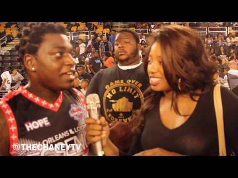 Kodak Black Interview with @THECHANEYTV