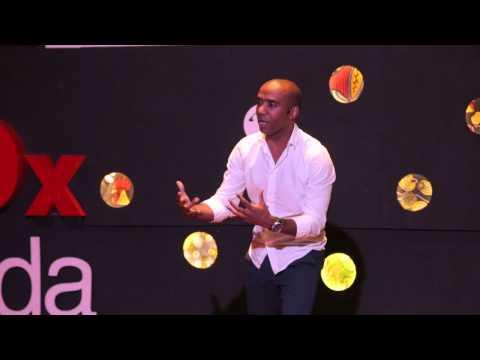 The art of following someone: Dárdano Santos at TEDxLuanda 2013