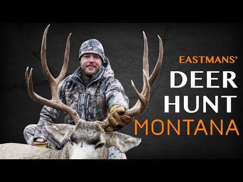 Montana Deer Hunting With 2015 EASTMANS' HUNTING JOURNAL Hunt Winner