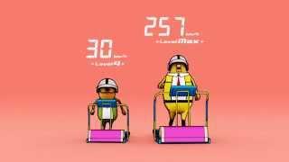 シュゆ~るアニメーションXYZ303 第10話『speed.』