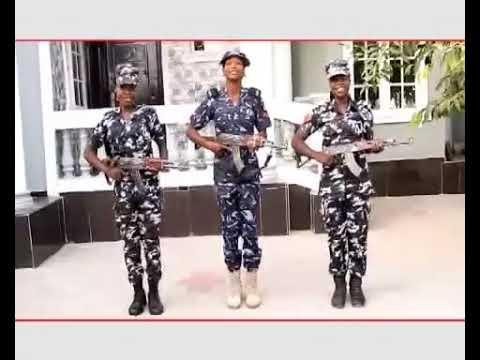 Download SABON RAI DON KOWA SONG title. ( BISHARAN YESU )  POLICE IS YOUR GOSPEL FRIEND