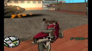 Starter Save-Part 18-The Chain Game ZoomMod-GTA San Andreas PC-complete walkthrough-achieving ??.??%