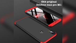 Asus Zenfone Max Pro M1 - ZB602KL Hard Case Baby Skin 360 GKK Original 3in1 Full Cover Casing