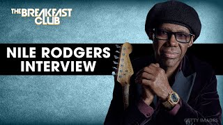 Nile Rodgers Explains The Stories Behind Some Of His Biggest Hits, Nelson Mandela Being A Fan + More