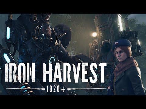 Iron Harvest - Campaña Rusoviética - Mision 3: Paz y prosperidad |