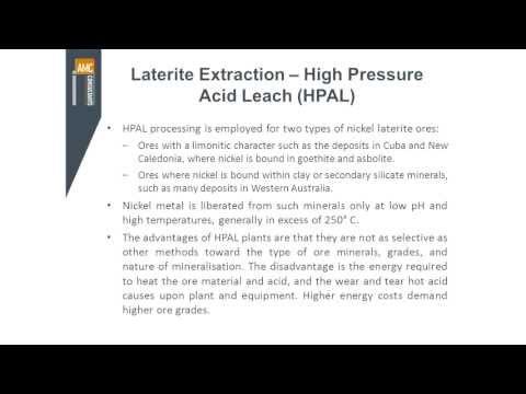 SGX MOG 2013 - Mining Laterite Nickel 5/7