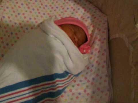 My Newborn Baby Girl Youtube