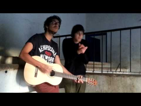 Slow dancing in a burning room cover Henrique e Salvador