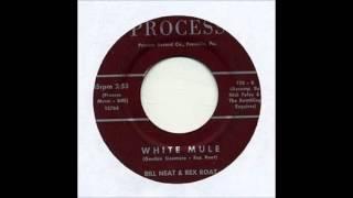 Bill Neat & Rex Roat - White Mule (1965)