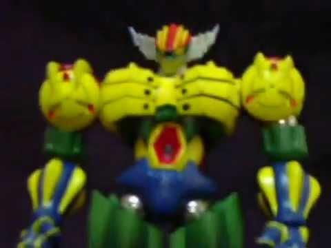 鋼鉄神ジーグのメインメカ!鋼鉄ジーグ(新)の試作品を使ってお友達にコマ撮りアニメにしてもらいました!! 製品情報はこちら:http://evolution...