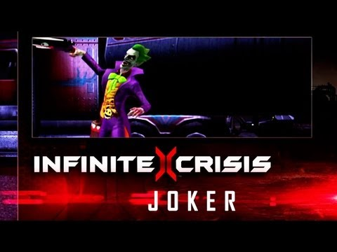 Infinite Crisis Joker Champion Profile