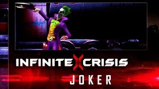 Infinite Crisis Joker Champion Profile