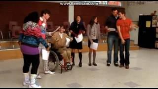 Glee - Gold Digger Full Performance
