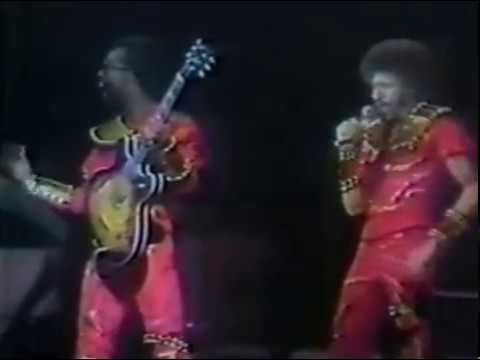 Commodores Live 1977