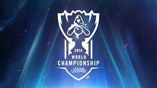 2016 World Championship Finals : SKT vs SSG
