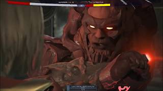 Injustice 2 Supergirl Epic Sunstone Cape Activate Magenta Kryptonian Laser
