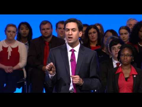 Ed Miliband (feat. Queen): One Nation