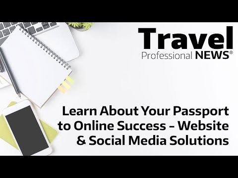 Learn About Your Passport to Online Success  -  Website & Social Media Solutions