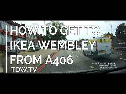 How to get to IKEA WEMBLEY from the A406 thumbnail