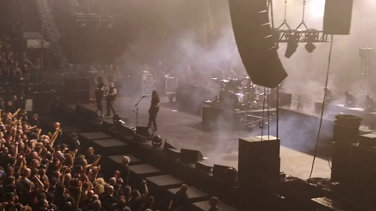 slayer angel of death covelli center youngstown ohio 5 20 19 rh youtube com