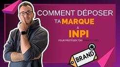 Comment déposer une marque à l'INPI pour votre Private Label Amazon FBA?