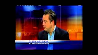 Glenn Medeiros -  Hawaiian TV Interview 28/02/2012 KITV