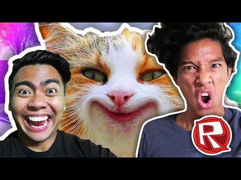 CAT ATTACK! | Roblox