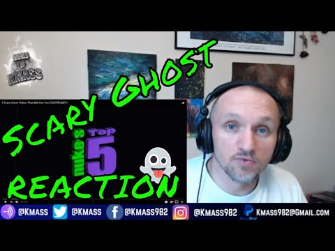 Nuke's Top 5 Scary Ghost Videos That Will Give You GOOSEBUMPS ! |REACTION ????