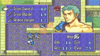FE6 Hard Mode Low Turn Count Run - Chapter 3: Late Arrival