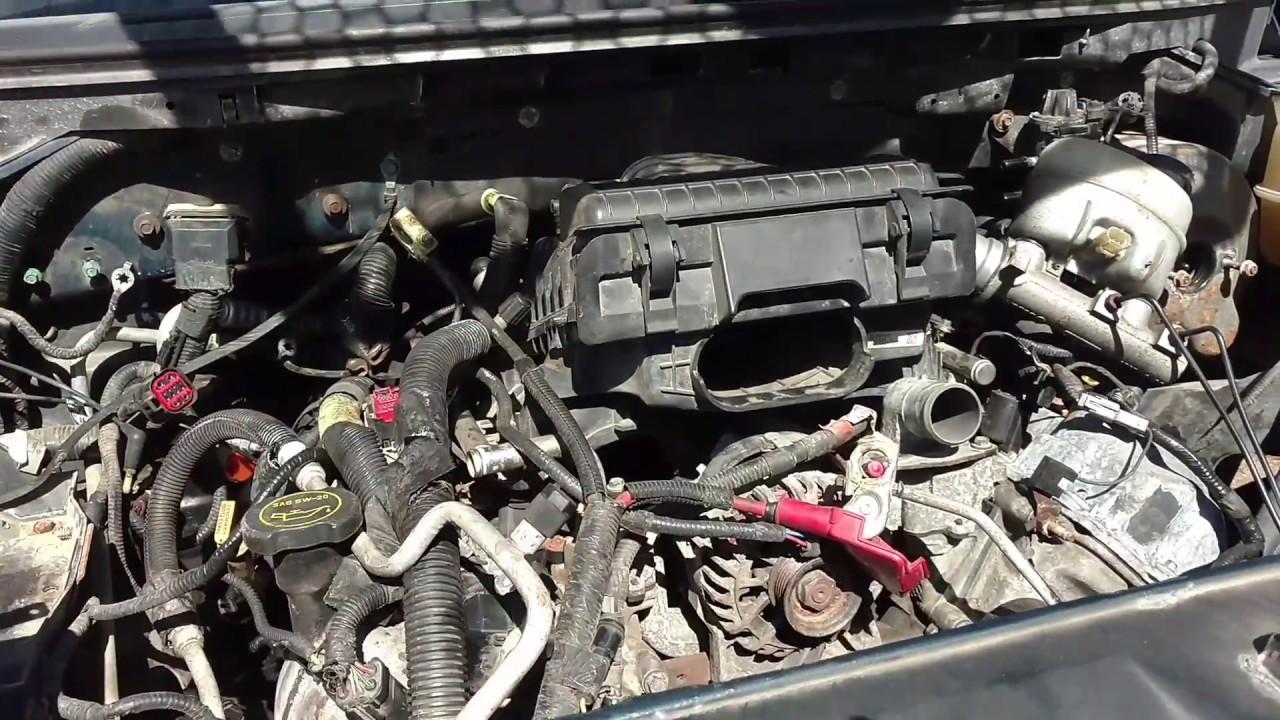 PART 8) 2004 F150 CREW CAB 4X4 5 4 3V    IT RUNS!   AGAIN