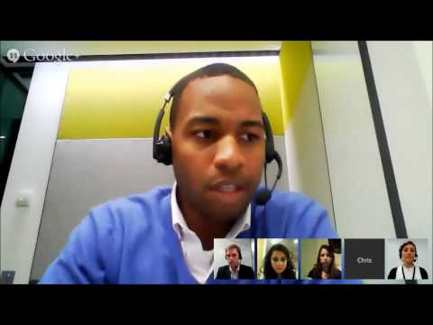 Hangout with Junior Consultants