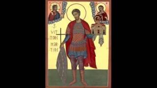 Gambar cover St Victor Maurus