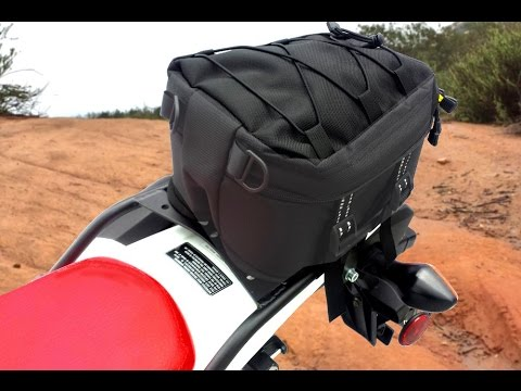 Wolfman Peak Tail Bag Installation
