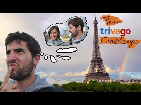 #SfidaLowCost 3: Parigi - The trivago challenge