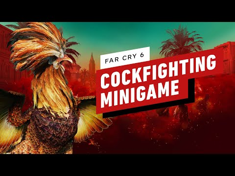 Far Cry 6 Has a Cockfighting Minigame - Revolutionary Difficulty Gameplay