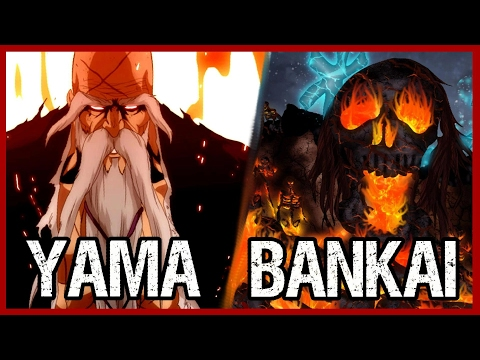 What's The Deal With Yamamoto's Bankai?